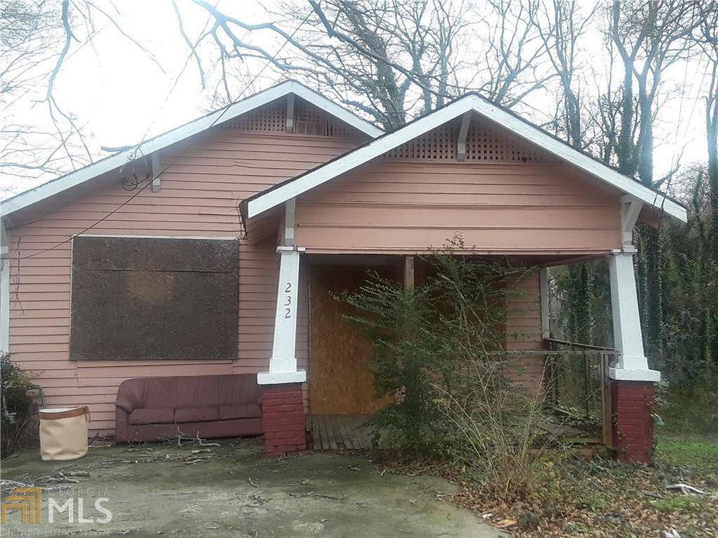 232 Racine St SW Atlanta, GA 30314