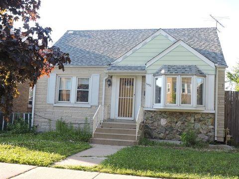 5432 W 64th St, Chicago, IL 60638
