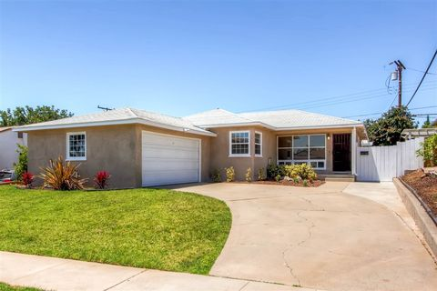 4974 Greenbrier Ave, San Diego, CA 92120