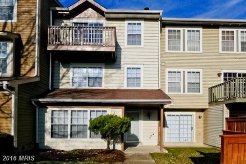 4849 River Valley Way Unit 38, Bowie, MD 20720