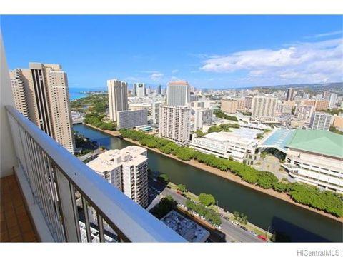 400 Hobron Ln Apt 3514, Honolulu, HI 96815
