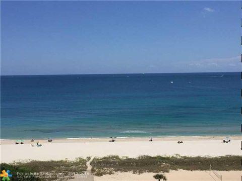 1800 S Ocean Blvd Apt 1011, Lauderdale By the Sea, FL 33062