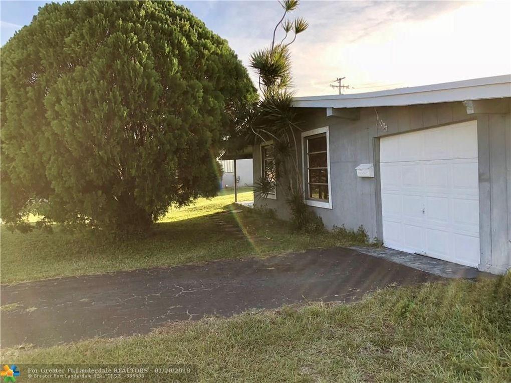 1037 W River Dr, Margate, FL 33063