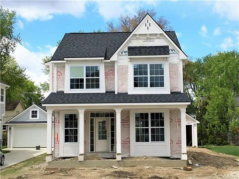 Ranch style homes for sale in royal oak michigan