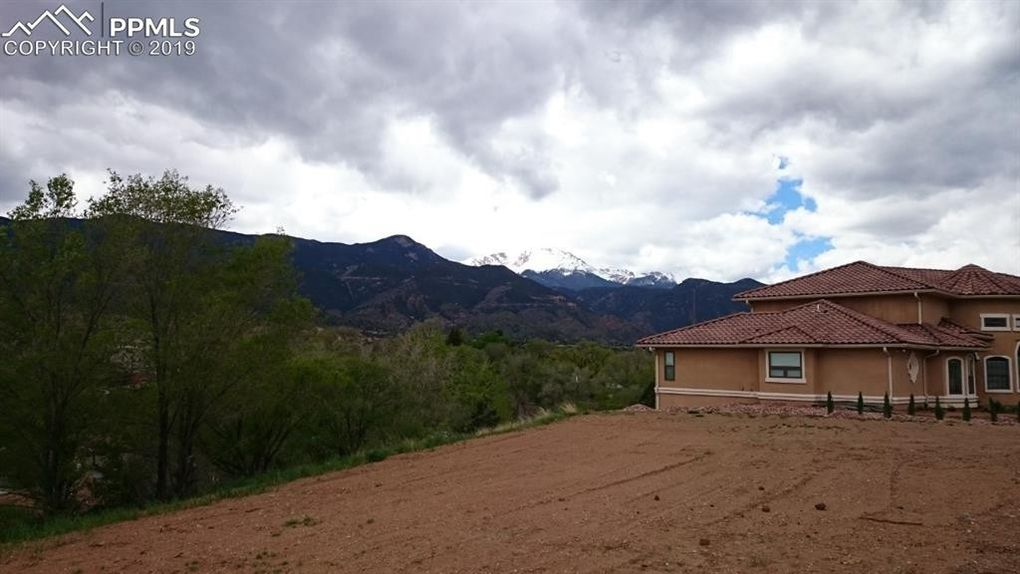 Land For Sale Colorado Springs >> 227 Crown High Ct Colorado Springs Co 80904 Land For Sale And