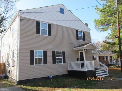 Photo of 2303 North St, Portsmouth, VA 23704
