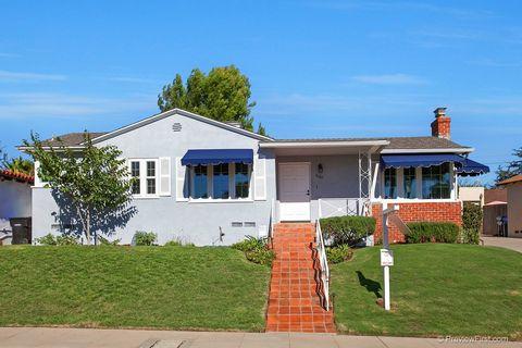 3120 Shadowlawn St, San Diego, CA 92110