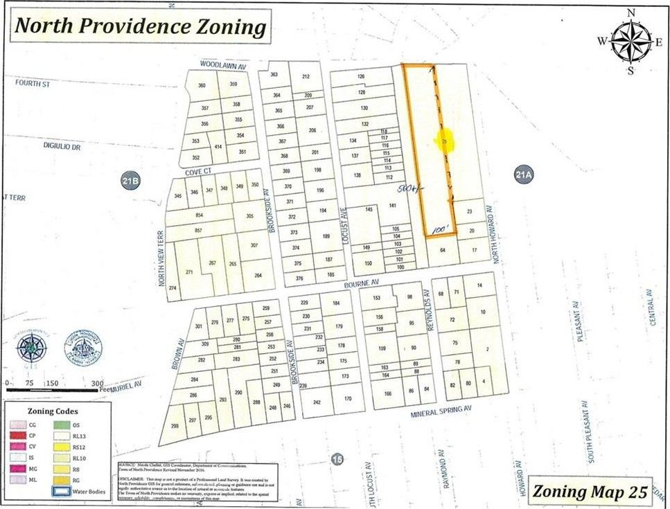 Reynolds Ave North Providence RI 02904 Land For Sale and Real