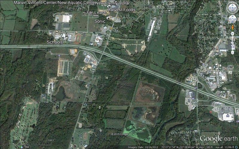 Interstate Dr Clarksville, AR 72830