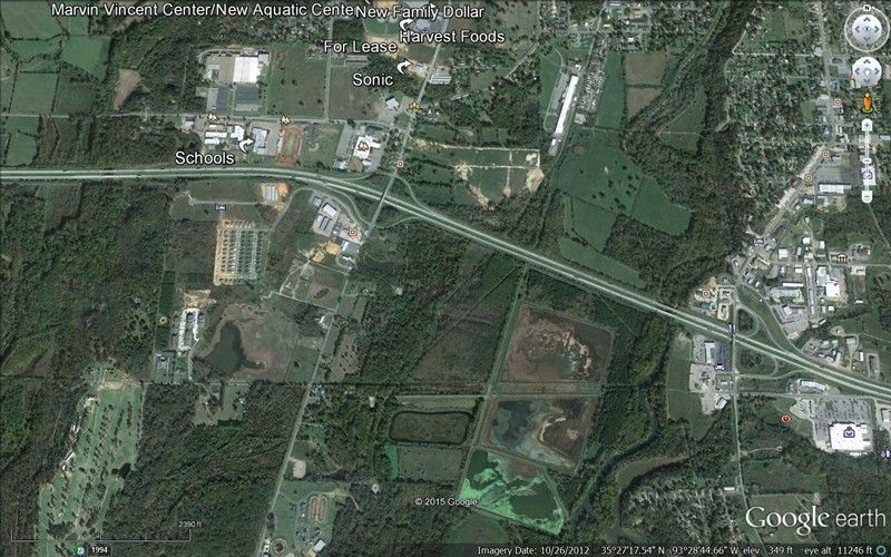 Interstate Dr Lot 50 Clarksville, AR 72830