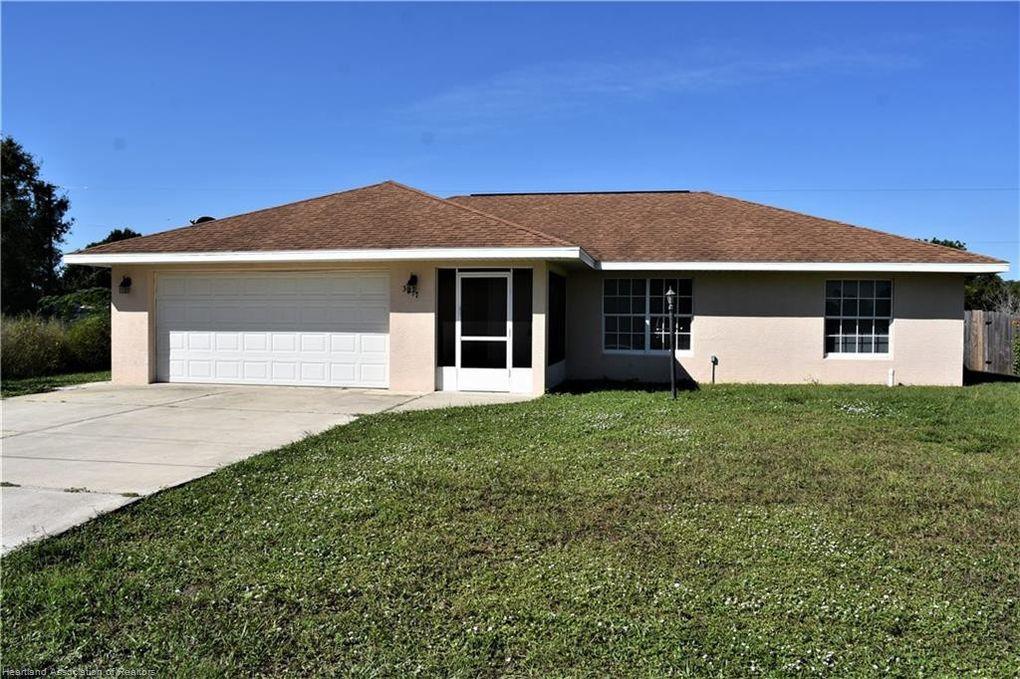 3217 Mildred St Sebring, FL 33875