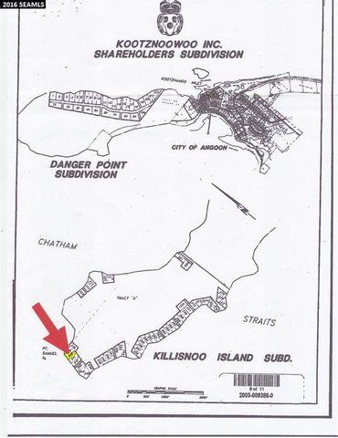 Killisnoo Is Lot 240, Angoon, AK 99820
