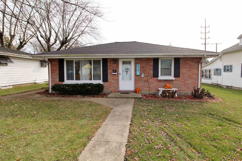 404 E Wiley St, Marion, IN 46952