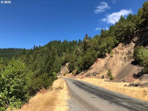 Photo of W Fork Cow Creek Rd, Glendale, OR 97442