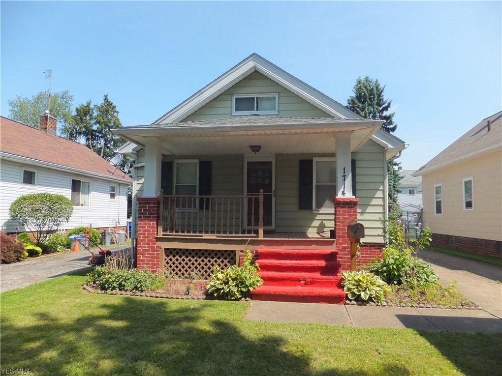 1714 Canova Ave Cleveland, OH 44109