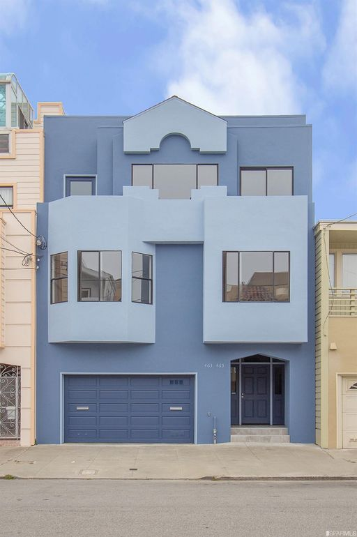 463-465 35th Ave, San Francisco, CA 94121