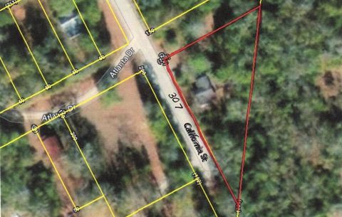 307 Califormia St, Springfield, SC 29146