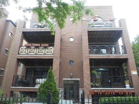 4543 N Malden St Apt Gs, Chicago, IL 60640