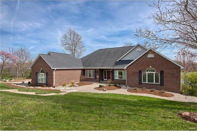 6624 fox creek dr edwardsville il 62025 home for sale