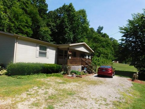 1668 A Swauger Valley Rd, Portsmouth, OH 45662