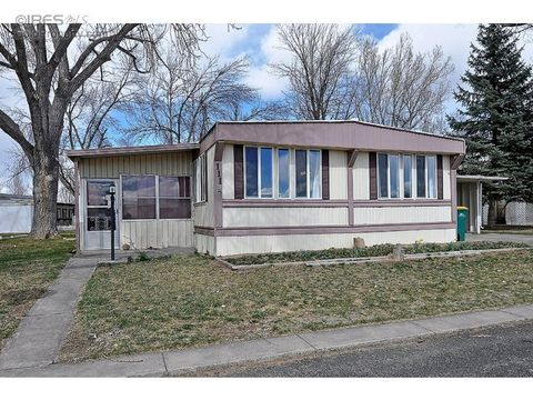 4412 E Mulberry St Lot 111, Fort Collins, CO 80524