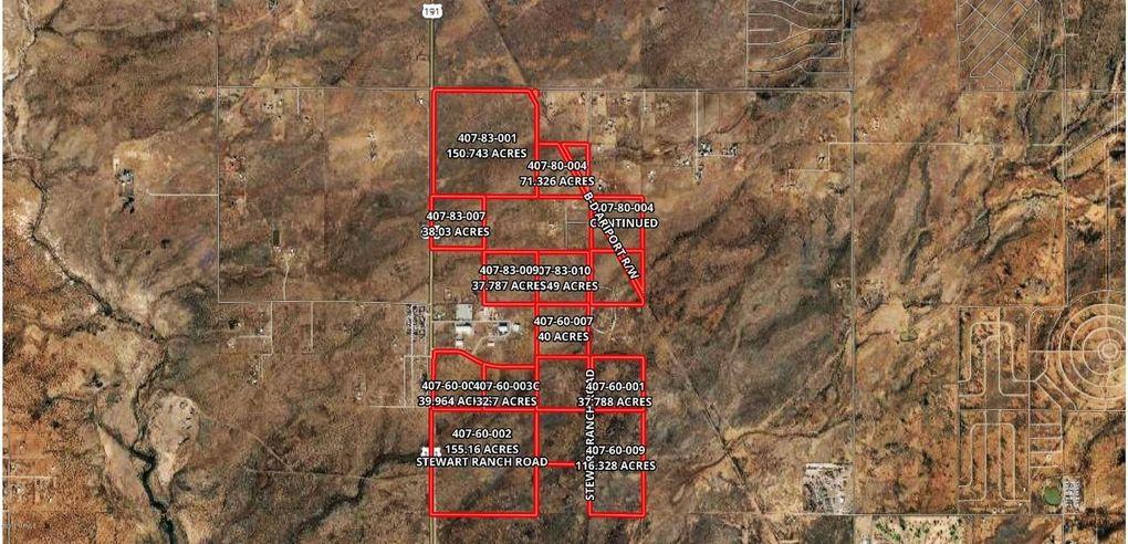 Stewart Ranch Rd, Douglas, AZ 85607