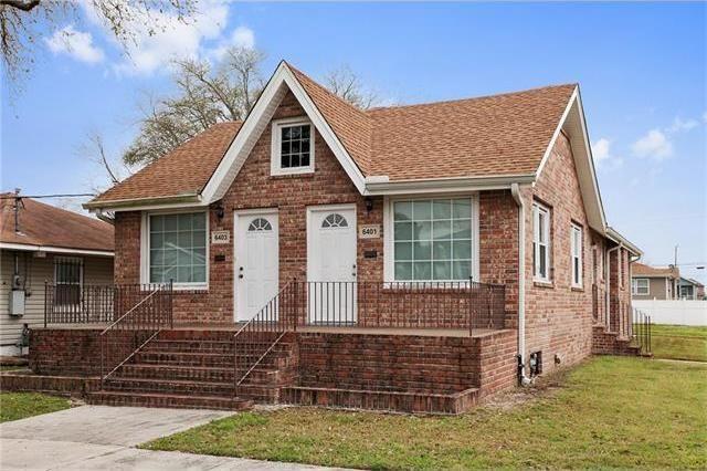6401 Painters St New Orleans La 70122 Home For Sale