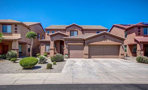 Homes For Sale At Rancho Vista Buckeye Az