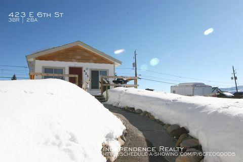 Photo of 423 E 6th St, Leadville, CO 80461