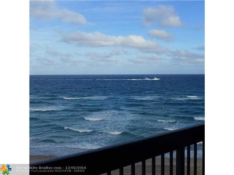 1155 Hillsboro Mile Apt 506, Hillsboro Beach, FL 33062