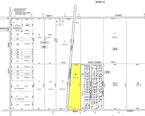 Block 902 L 36 9th St, Buena Vista Township, NJ 08346
