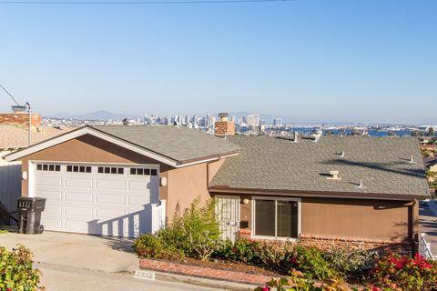 1855 Evergreen St, San Diego, CA 92106