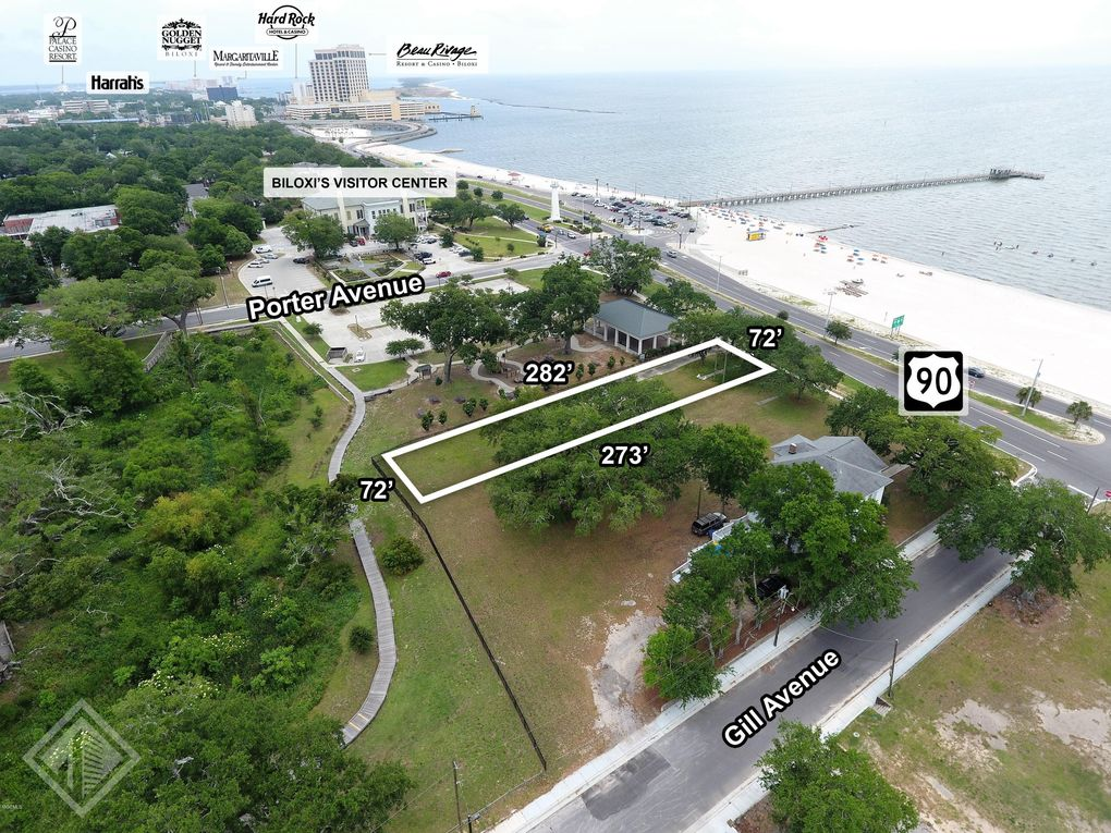 1086 Beach Blvd Biloxi Ms 39530 Land For Sale And Real Estate
