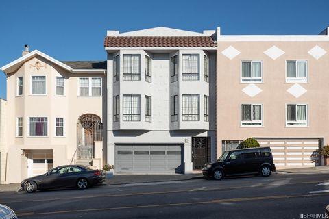 644-646 25th Ave, San Francisco, CA 94121