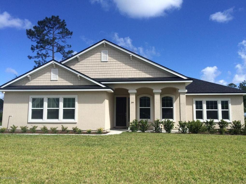 245 Moses Creek Blvd, St Augustine, FL 32086
