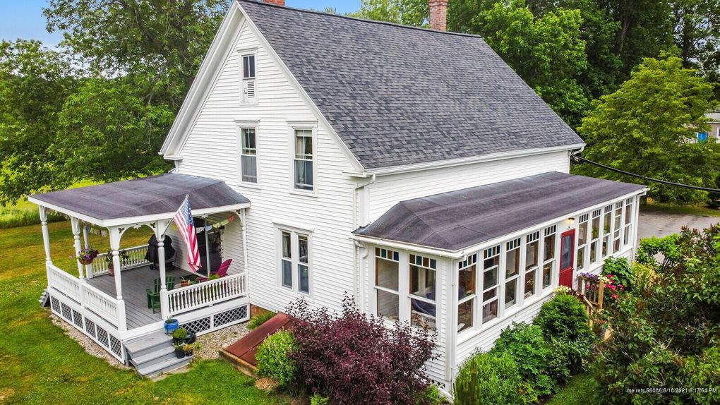 15 Middle Rd Dresden, ME 04342