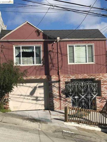 462 Orizaba Ave, San Francisco, CA 94132