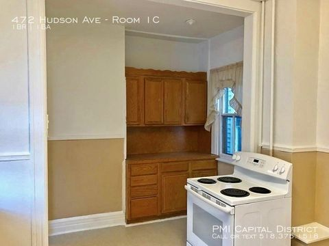 Photo of 472 Hudson Ave Rm 1 C, Albany, NY 12203