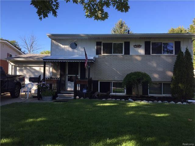 23454 w ditner dr rockwood mi 48173 home for sale