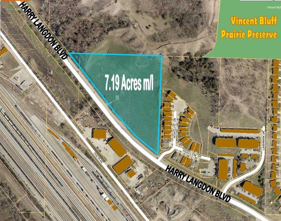 7 19 Acres Harry Langdon Blvd, Council Bluffs, IA 51503