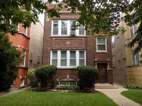 3807 N Sawyer Ave, Chicago, IL 60618