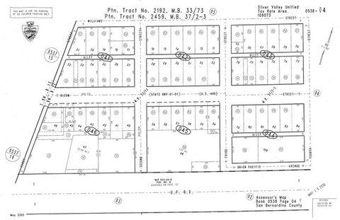 Fort Irwin CA Land for Sale Real Estate realtor – Fort Irwin Housing Floor Plans