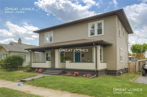 Photo of 152 S 9th Ave, Beech Grove, IN 46107