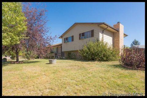 4401 Flaming Gorge Ave, Cheyenne, WY 82001