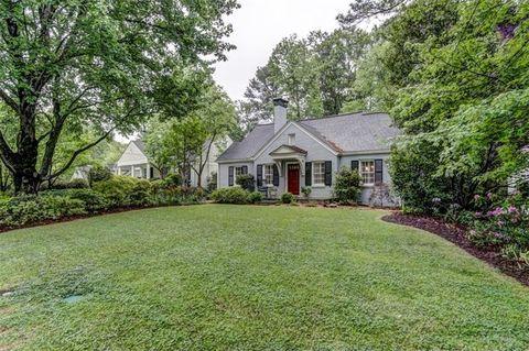 2885 N Hills Dr Ne, Atlanta, GA 30305