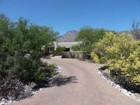 6605 E Circulo Invierno, Tucson, AZ 85750