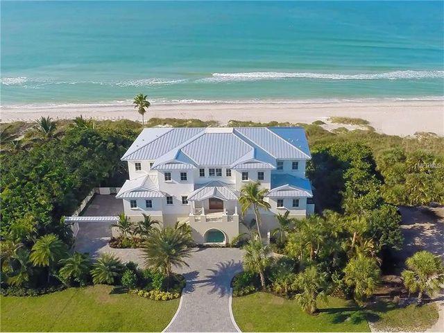 Sarasota Beachfront Rental Homes