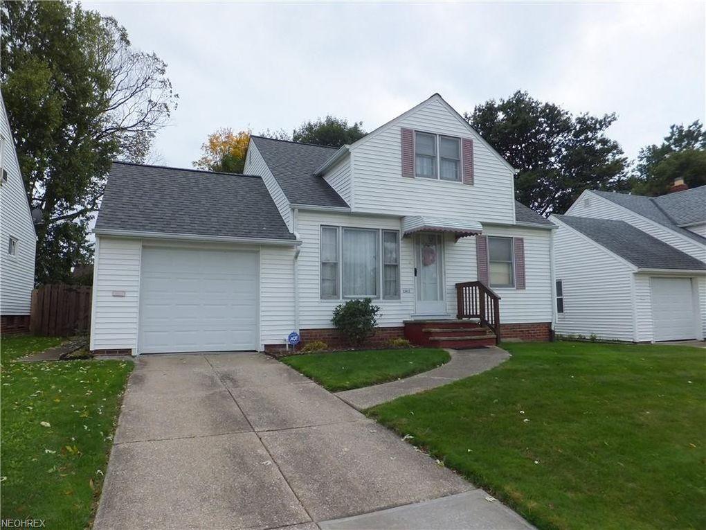 12412 Bangor Ave Garfield Heights, OH 44125