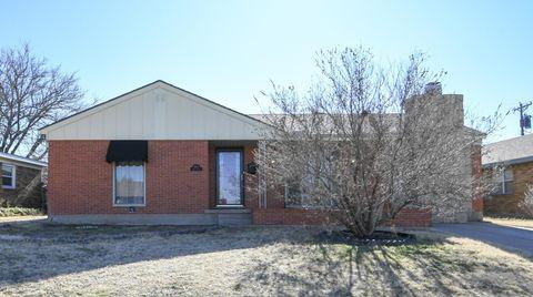 Photo of 1807 Boyd St, Borger, TX 79007