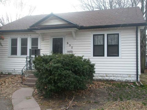 Photo of 657 S Green St, Wichita, KS 67211